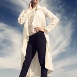 Kemerli Lacivert Pantolon İroni 2015 Modelleri