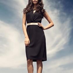 Siyah Elbise İroni 2015 Modelleri
