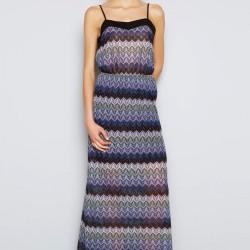 Spagetti Askılı Twist 2015 Elbise Modelleri