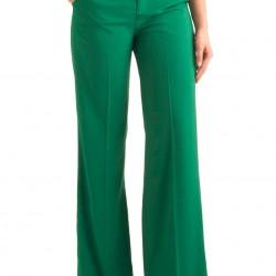 En şık yeşil pantolon modelleri