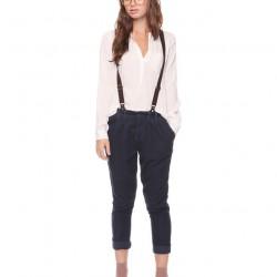 Kısa askılı pantolon modelleri