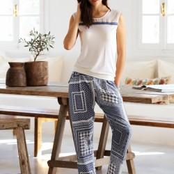 Yeni 2015 Penye Pantolon Modelleri