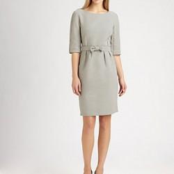 Baskı Desenli Günlük Elbise Modelleri