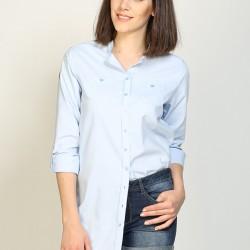 En Şık ve Tarz Polo Bayan Gömlek Modelleri