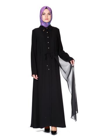 En Şık Armine Giyim Ferace Modelleri
