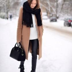 En Güzel Kış Modası Kombinleri