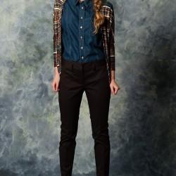 En Yeni Zara Bayan Kumaş Pantolon Modelleri