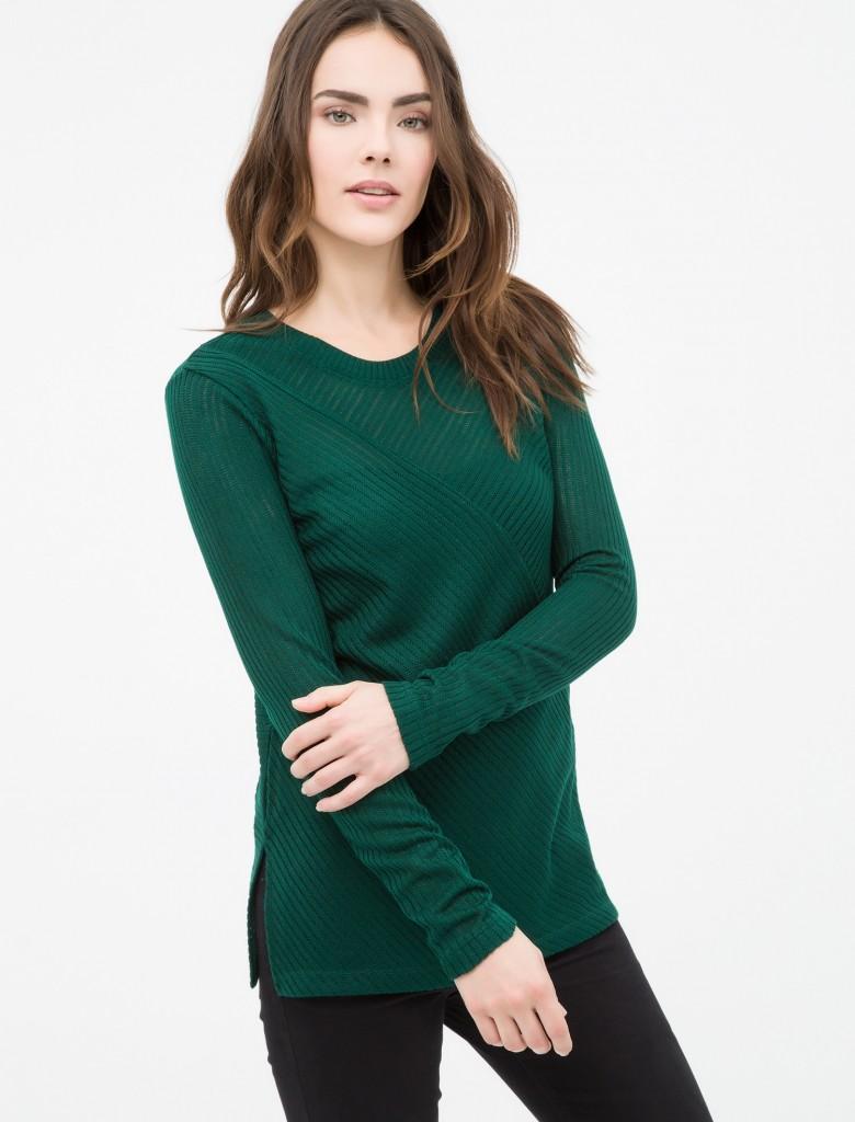 Koyu Yeşil Koton Kazka Modeli