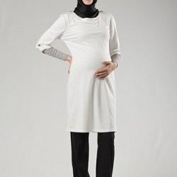 Tesettür Hamile Giyim Modası