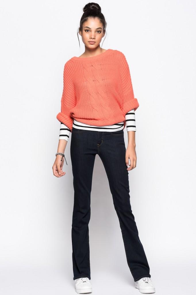 En Zarif Levi's Bayan Jean Modası