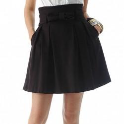 Siyah Renkli Çan Etek Modelleri