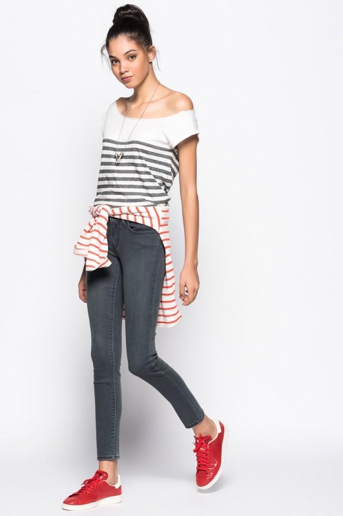 Yeni Sezon Dar Kesim Levi's Jean Pantolon Modelleri