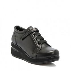 Dolgu Topuk Tergan Bayan Ayakkabı Modelleri