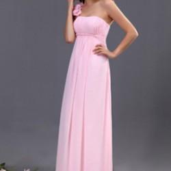En Yeni Pembe Elbise Modelleri