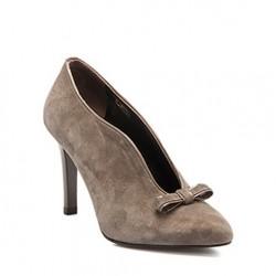 Vizon Tergan Bayan Ayakkabı Modelleri
