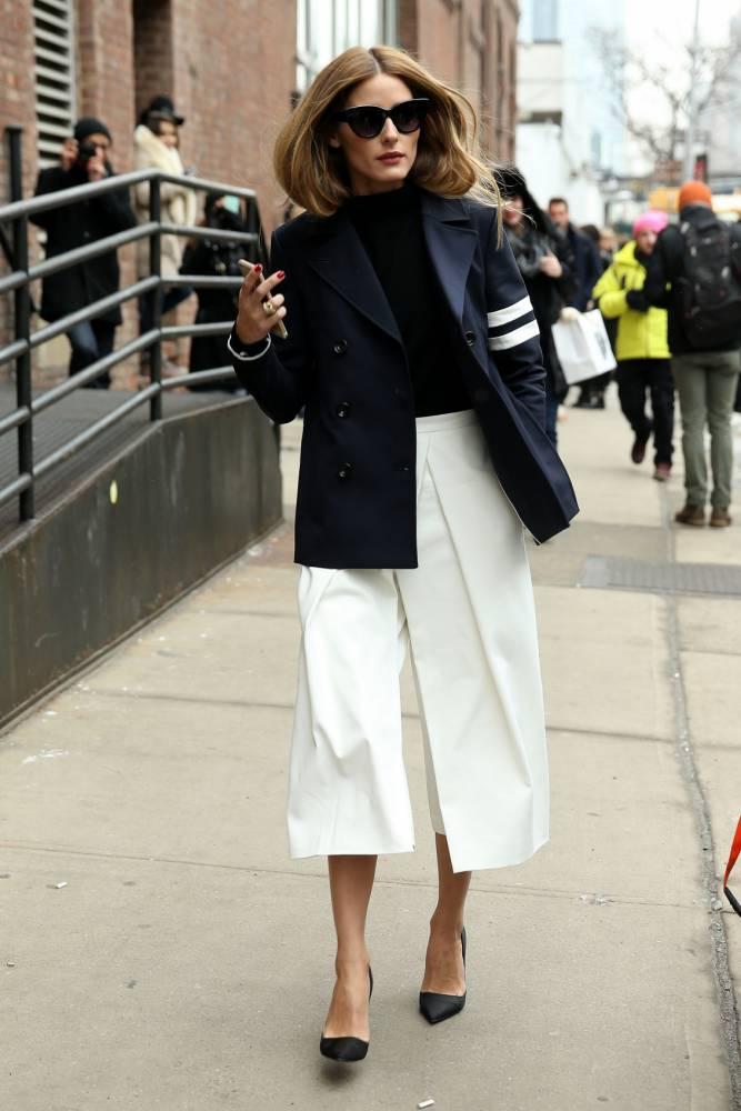 Yeni Sezon Culotte Pantolon Modelleri