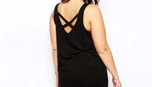 Siyah Renkli Tunik Modelleri