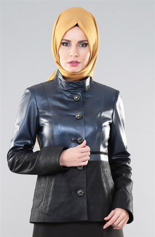 Yeni Sezon Dio Gomez Deri Ceket Modeli