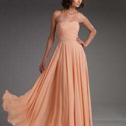 En İddialı Şifon Elbise Modelleri