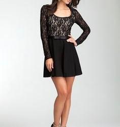 En Güzel Kısa Kloş Elbise Modelleri