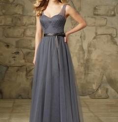 En Güzel Şifon Elbise Modelleri