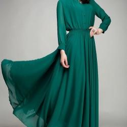 En Yeni Kloş Uzun Ebise Modelleri