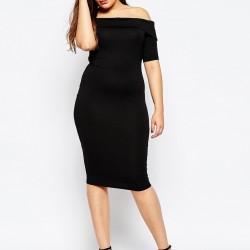 Bir Kaç Beden Zayıf Gösteren Elbise Modelleri
