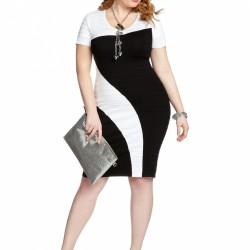 En Yeni İnce Gösteren Elbise Modelleri