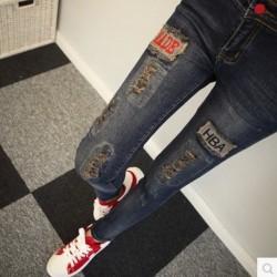 En Yeni Armalı Kot Pantolon Modelleri 2016