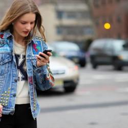 Sokak Modası Yamalı ve Zımba Detaylı Ceket Kombinleri