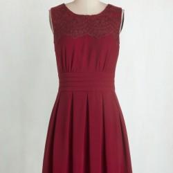 Vingate Tarzı Pileli Elbiseler 2016