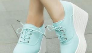 Yeni Sezon Topuklu Spor Ayakkabı Modelleri