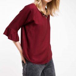 En Yeni ve Güzel Defacto Bluz Modeli