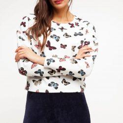 En Güzel Desenli Defacto Bluz Modeli
