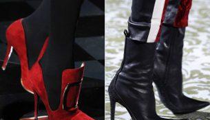 Yeni Sezon Kışlık Bayan Ayakkabı Modelleri 2017