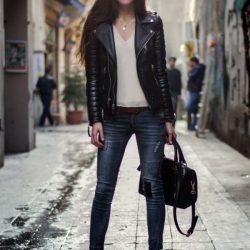 2017 En Güzel Deri Ceket Modelleri