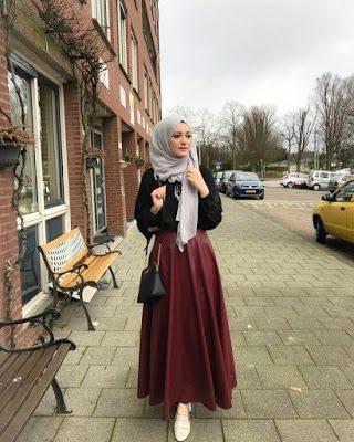 2019 Tesettür Sokak Modası