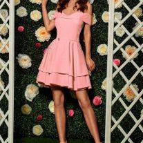 En Tarz Kloş Elbise Modelleri