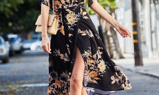 En güzel günlük elbise modelleri 2021