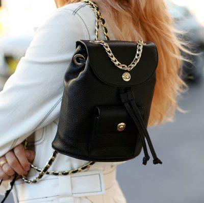 En yeni kadın sırt çantası modelleri 2021